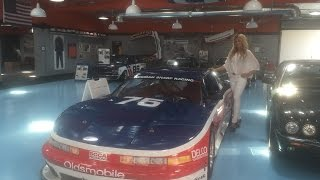 Download Courtney Hansen & Endurance Warranty: Car Cast Show & Adam Carolla's car collection Video