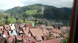 Download Škofja Loka Castello.Slovenia. Video