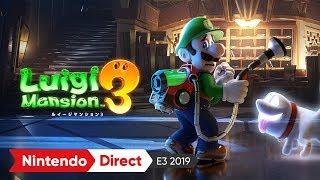 Download ルイージマンション3 [E3 2019 出展映像] Video