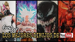 Download LOS MEJORES DIBUJOS DE YOUTUBE 2018 | THE BEST DRAWINGS OF YOUTUBE 2018 Video