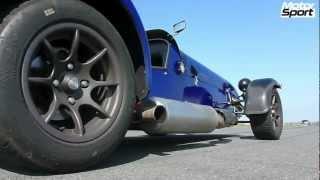 Download 0-220 km/h : Caterham R300 Superlight (Motorsport) Video