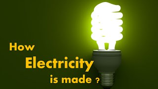 Download How Electricity is made ? Video