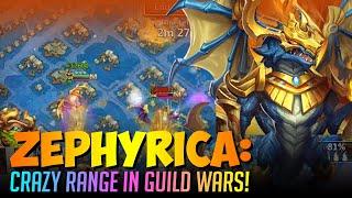 Download Zephyrica Guild Wars Crazy Range Big Damage Castle Clash Video