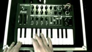 Download Mauro De Paulis - MicroBrute...Rhythm patch! Video