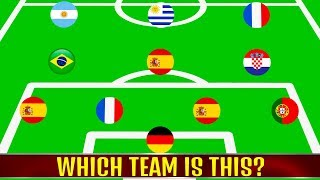 Download Which team is this? (Part 1) ⚽ Football Quiz 2018 Video