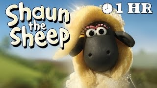 Download Shaun the Sheep - Season 1 - Episode 11 -20 [1HOUR] Video