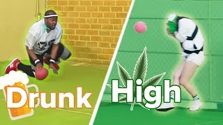 Download High Vs. Drunk Dodgeball Video