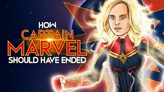 Download How Captain Marvel Should Have Ended Video