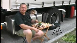 Download S šoferjem tovornjaka po Evropi Video