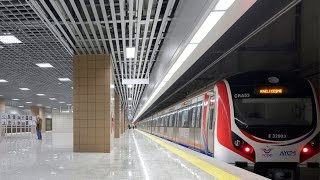 Download Marmaray Yenikapı Metro İstasyonu / İstanbul -Turkey Video