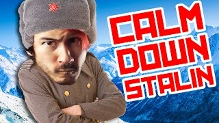 Download ABSOLUTELY NO CHILL!! | Calm Down Stalin Video