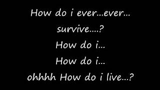 Download how do i live lyrics by Leann Rimes Video