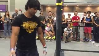 Download Arnold Classic Asia 2016 - Hong Kong Street Workout 香港街練的昇華版 Video