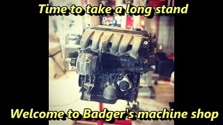 Download Separating the Transmission from the VR6 - Part 4 - VR6 Rebadgered Video