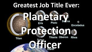Download Planetary Protection Officer - Best Job Title Ever Video