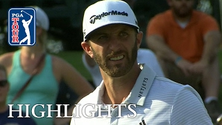 Download Dustin Johnson's extended highlights   Round 1   THE PLAYERS Video