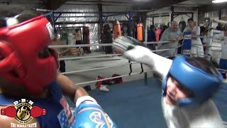 Download SPAR WARS: ROMEO ACOSTA SPARS ERIN IN A HEATED SESSION!! Video