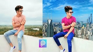Download Photo editing is picsart || background change in picsart || photo Editing in Android mobile Video