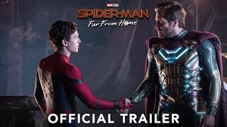 Download SPIDER-MAN: FAR FROM HOME - Official Trailer Video