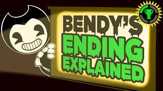Download Game Theory: Bendy's Tragic Ending EXPLAINED (Bendy and the Ink Machine Chapter 5) Video