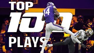 Download Top 100 Plays of the 2017 Season!   NFL Highlights Video