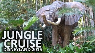 Download Jungle Cruise FULL RIDE 60th Anniversary at Disneyland 2015 Video