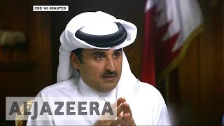 Download 🇶🇦 Qatar emir: Our sovereignty is a red line Video
