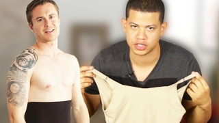 Download Guys Try Spanx For A Day Video