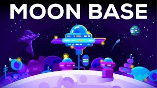 Download How We Could Build a Moon Base TODAY –Space Colonization 1 Video