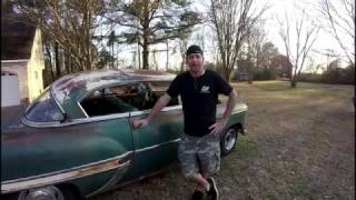 Download Straight Pipe Exhaust on the '53 Rat Rod: Ike's Adventures Video