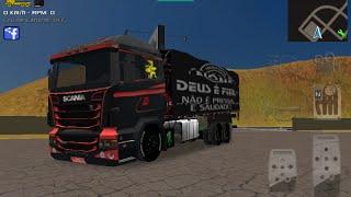 Download Grand truck simulator - skin para scania como colocar skin no jogo Video