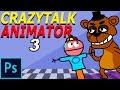 Download FNAF PHOTOSHOP ANIMATION: in CrazyTalk Animator 3 Video