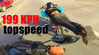 Download 199 KPH TOP SPEED Yamaha Sniper MXi 150 Video