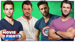 Download Who Is The Best Hollywood Chris? MOVIE FIGHTS! Video