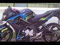 Download Video Modifikasi Motor Yamaha New Vixion Lighting Airbrush Keren Terbaru Video