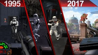 Download History of Star Wars | First-Person Shooter Games | PC | 1995 - 2017 Video