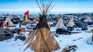 Download N Dakota Pipeline Permits DENIED by the FEDS : Breaking 12-4-16 Video