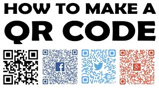 Download HOW TO CREATE A QR CODE - [ INSTRUCTIONS 101] Video
