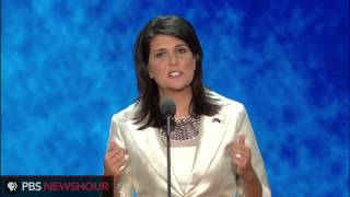 Download South Carolina Gov. Nikki Haley Addresses Republican National Convention Video