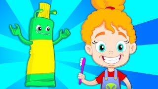 Download Lávate los dientes y más canciones infantiles con Groovy el Marciano Video