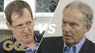 Download Alastair Campbell vs Tony Blair: Will Corbyn Become Prime Minister? | GQ Politics | British GQ Video