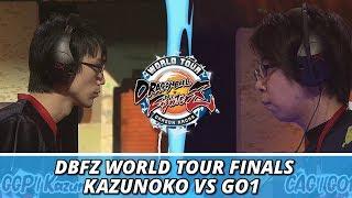 Download DBFZ World Tour Finals: Kazunoko Vs GO1 (Winners Finals) Video