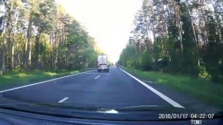 Download Wypadek na DK-11 27.05.2017 czołówka z motocyklem Video