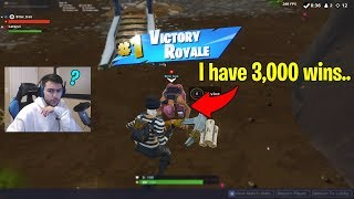 Download I hired a Fortnite Coach on Fiverr, then carried HIM to a win.. Video