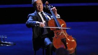 Download Yo Yo Ma - Bach Six Cello Suites - BBC Proms 2015 Video