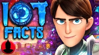 Download 107 Trollhunters Facts - (Tooned Up #227) | ChannelFrederator Video