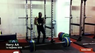 Download World Class Sprinters Weight Training Video