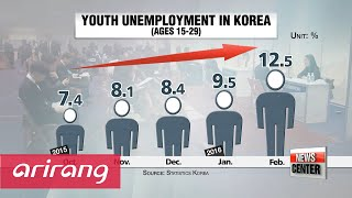 Download Young Korean jobs seekers struggle to stand out from crowd Video