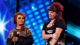 Download Like Mother, Like Daughter sing Plan B She Said - Britain's Got Talent 2012 - International version Video