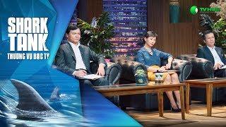 Download Thương Vụ Và Sự Giành Giật Của 3 Shark - Tỏi Đen I Am V | Shark Tank Việt Nam Video